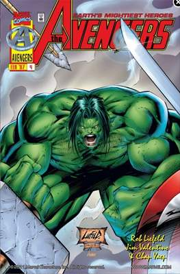 The Avengers Vol. 2 (1996-1997) #4