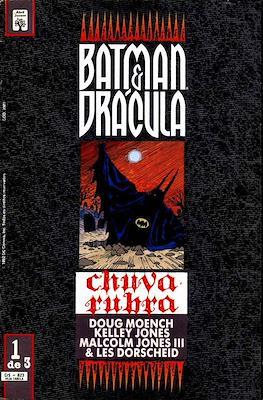 Batman & Drácula: Chuva Rubra