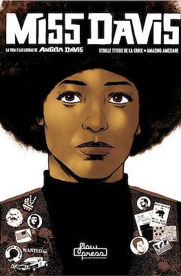 Miss Davis: La vida y las luchas de Angela Davis (Cartoné 192 pp) #