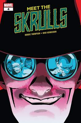 Meet the Skrulls (Comic Book) #4