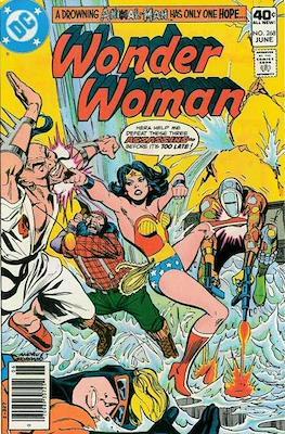 Wonder Woman Vol.1 (Comic Book) #268