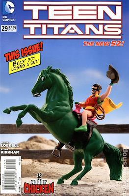 Teen Titans Vol. 4 (2011-2014 Variant Cover) #29