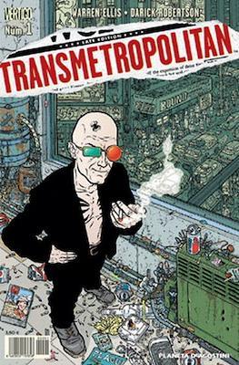 Transmetropolitan (Rústica 48-144 pp) #1