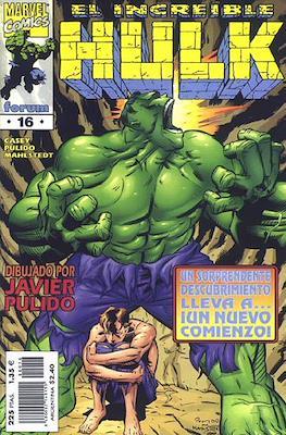 Hulk Vol. 3 (1998-1999). El Increible Hulk (Grapa 24 pp) #16