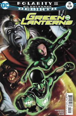 Green Lanterns Vol. 1 (2016-2018) (Comic-book) #19