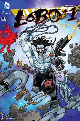 Justice League Vol. 2 (2011-2016) (Comic-Book) #23.2