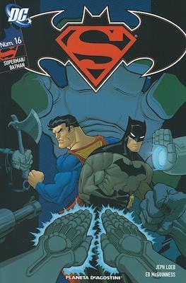 Superman / Batman (Grapa 48 pp) #16