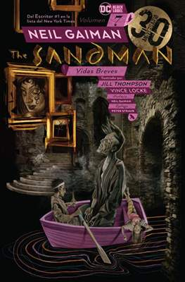 The Sandman - Edición de 30 aniversario (Rústica) #7