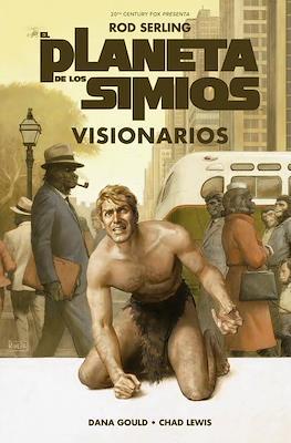 El planeta de los simios - Visionarios
