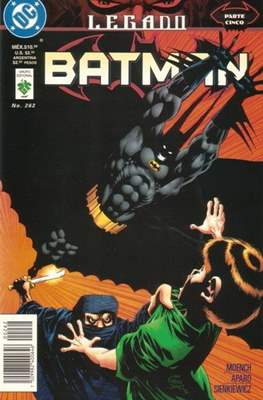 Batman (1987-2002) (Grapa) #262