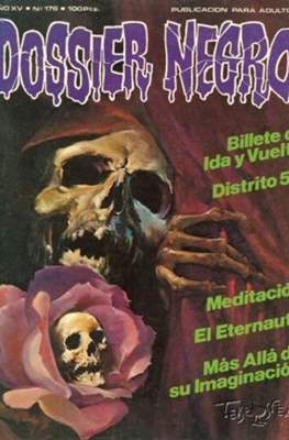Dossier Negro (Rústica y grapa [1968 - 1988]) #176