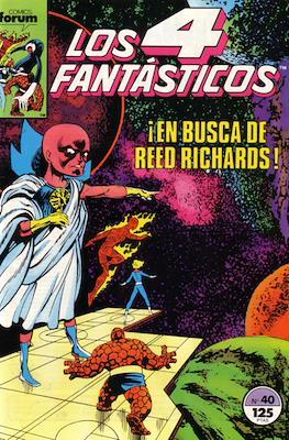 Los 4 Fantásticos Vol. 1 (1983-1994) (Grapa 36-32-24 pp) #40