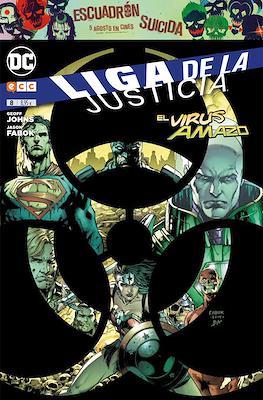 Liga de la Justicia. Nuevo Universo DC #8
