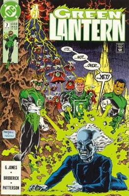 Green Lantern Vol. 2 (1990-2004) #7