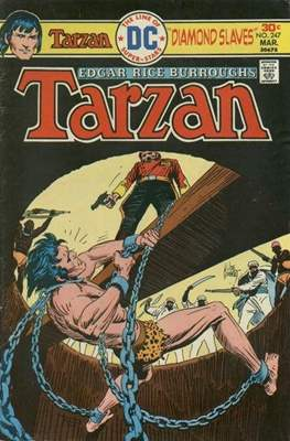 Tarzan (Comic-book) #247