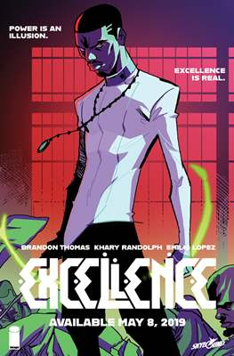 Excelence (Comic Book) #1
