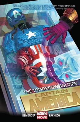 Captain America Vol. 7 (2013-2014) (Hardcover 136 pp) #5