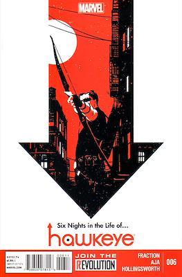 Hawkeye (Vol. 4 2012-2015) (Comic-Book) #6