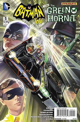 Batman '66 Meets the Green Hornet (Comic-book) #5