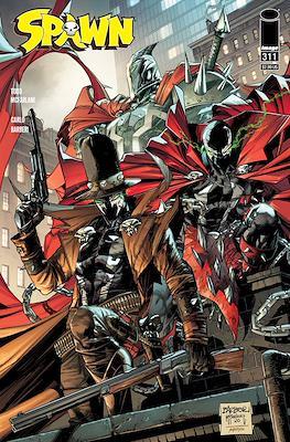 Spawn (Comic Book) #311