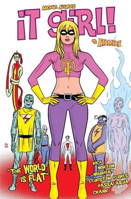 It Girl and The Atomics (Softcover) #2