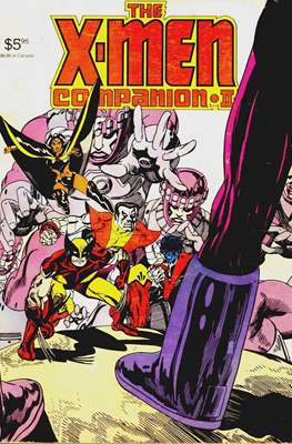 The X-Men Companion #2