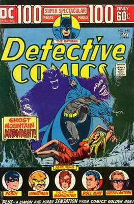 Detective Comics Vol. 1 (1937-2011; 2016-) (Comic Book) #440