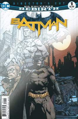 Batman Vol. 3 (2016- Variant Cover) (Comic Book) #1.4