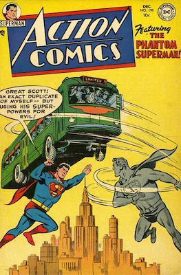 Action Comics Vol. 1 (1938-2011; 2016-) (Comic Book) #199