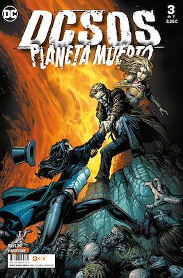 DCsos: Planeta muerto (Grapa) #3