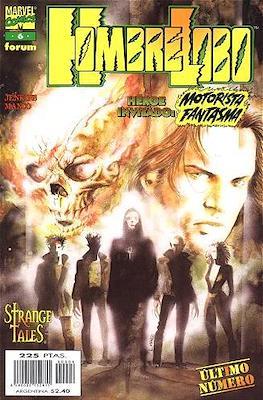 Hombre Lobo. Strange tales (Grapa. 17x26. 24 páginas. Color) #6