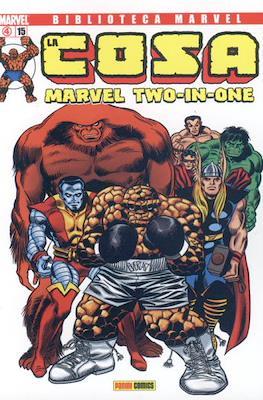 Biblioteca Marvel: La Cosa (2005-2006) (Rústica 160 pp) #15