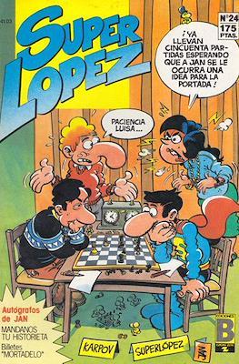 Super Lopez (Grapa) #24