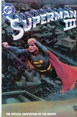 Superman III The Official Adaptation of the Movie!