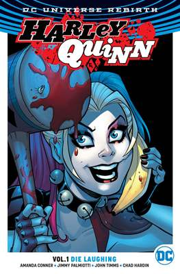 Harley Quinn (2016-2018) (Softcover 144-192 pp) #1