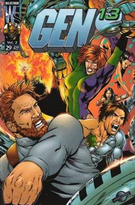 Gen 13. Vol. 2 (Grapa 24-32 pp) #29