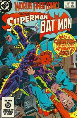 World's Finest Comics (1941-1986) (Grapa) #309