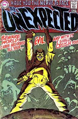 The Unexpected (Comic Book) #112