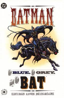 Batman: The Blue, The Grey, and The Bat