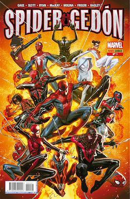 Spidergedón (Rústica 96-104 pp) #1