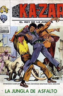 Ka-Zar (1973-1974) (Rústica 128 pp) #5