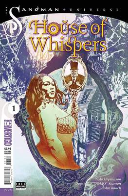 House Of Whispers (Variant Cover) (Comic Book) #1