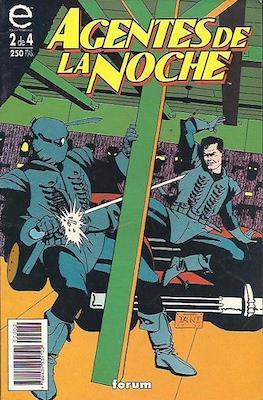 Agentes de la Noche (Grapa 32 pp) #2