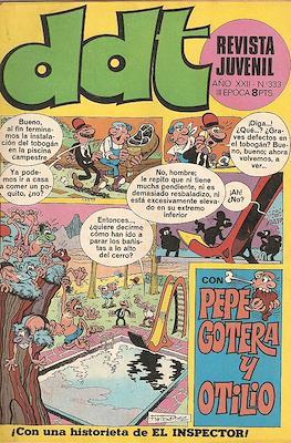 DDT (1967-1978) (Grapa) #379