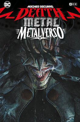 Death Metal: Metalverso (Rústica) #4