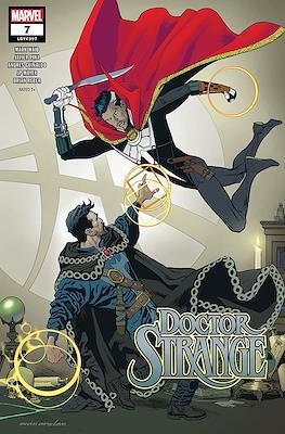 Doctor Strange (Vol. 5 2018-) (Comic book) #7