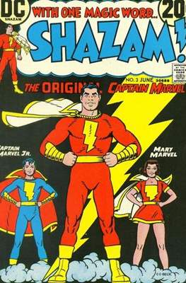 Shazam! Vol.1 #3
