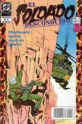 El soldado desconocido (1991-1992) (Grapa, 28 páginas) #3
