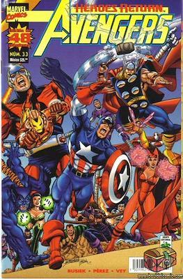 Avengers (Grapa) #33