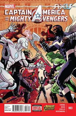 Captain America and the Mighty Avengers (Comic-Book) #3